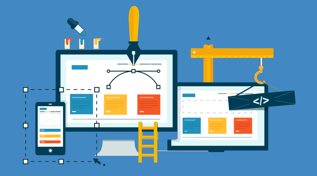 Розробка сайтів з адаптивним дизайном: що це і для чого це потрібно